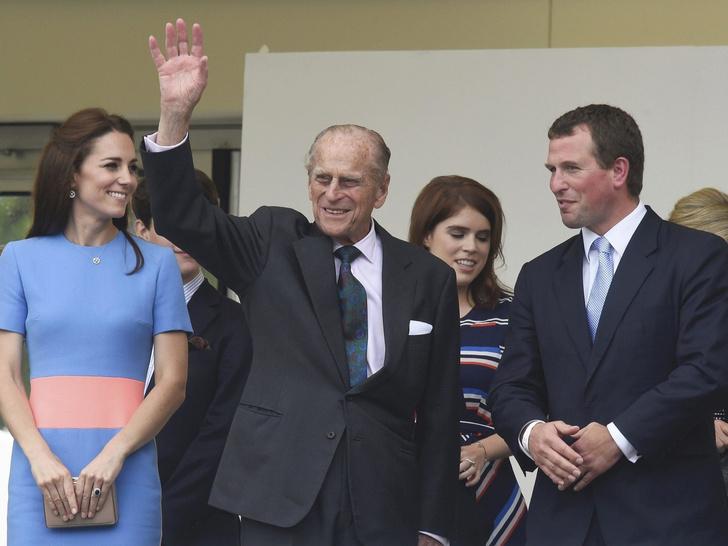 Фото №3 - Любимец дедушки: с кем из внуков у принца Филиппа сложились самые близкие отношения