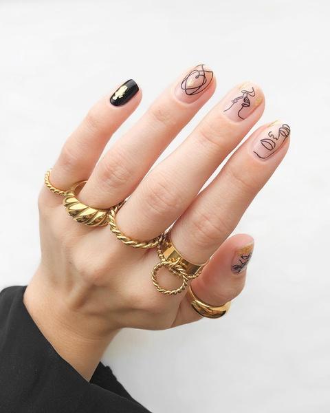 Фото №1 - Маникюрный ликбез: что такое стемпинг для ногтей 💅