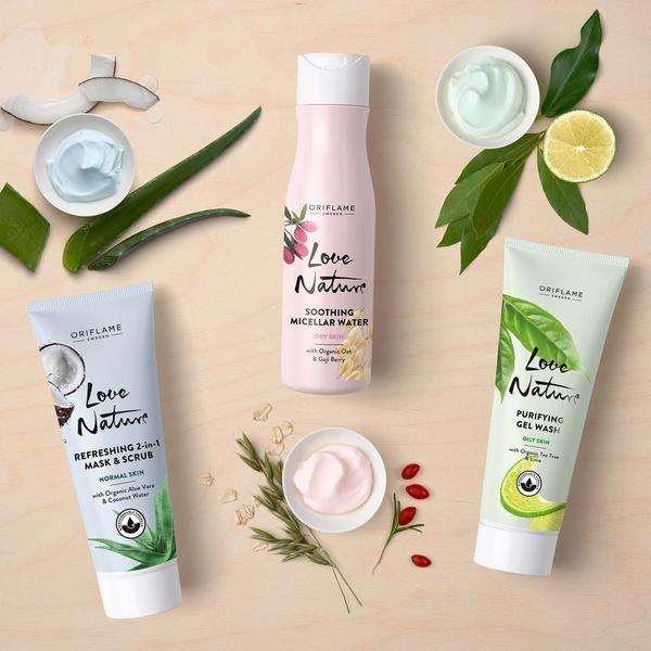 Фото №1 - Eco-friendly продукты от Oriflame, которые тебе стоит попробовать