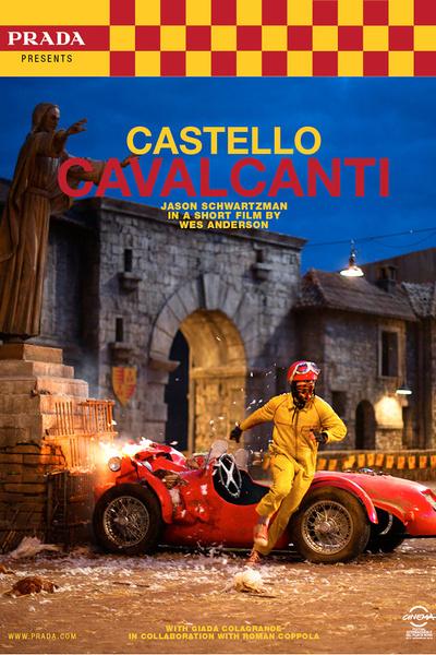 Castello Cavalcanti, Prada, Уэс Андерсон