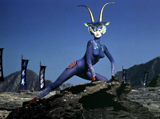 Фото №13 - Календарь Pirelli: история эротической эволюции