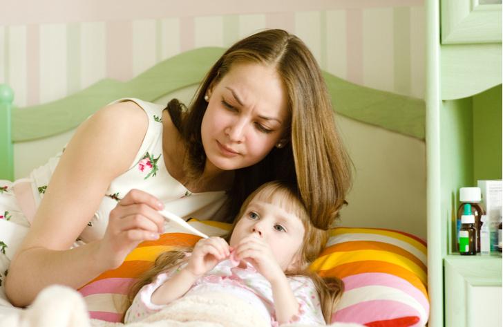 Фото №1 - У ребенка грипп: что делать