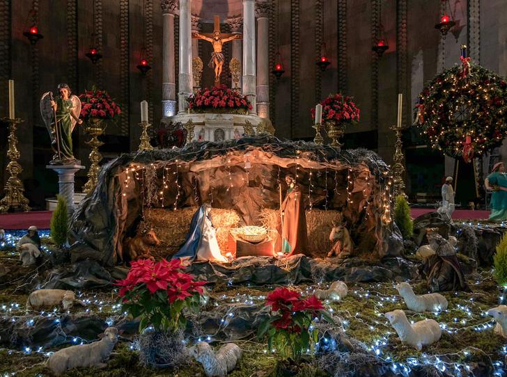 Фото №8 - Как празднуют Рождество в разных странах мира