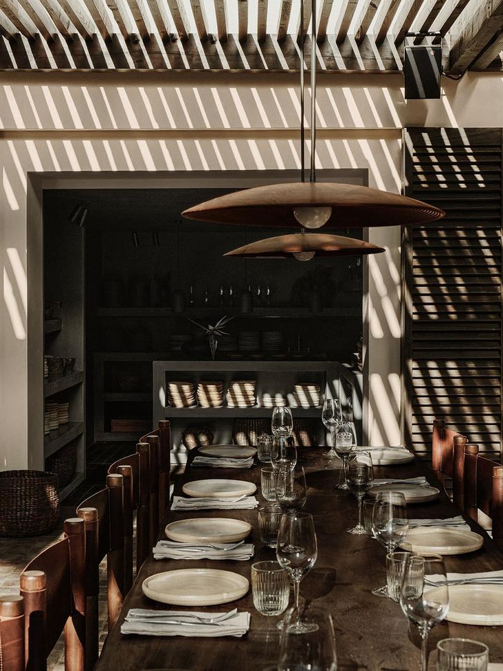 Фото №7 - Ресторан Nōema на греческом острове Миконос