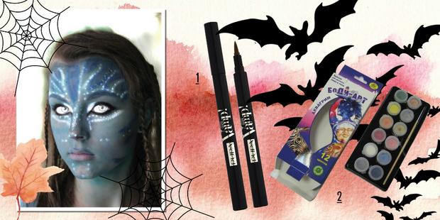 Фото №2 - Выбираем макияж на Хэллоуин