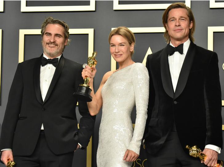 Фото №1 - Самый предсказуемый «Оскар» в истории: главное о прошедшей церемонии