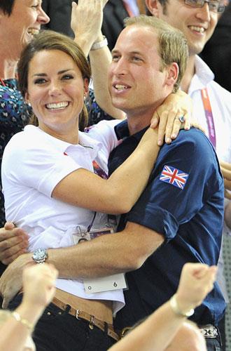 Фото №13 - Кейт Миддлтон и принц Уильям: история в фотографиях