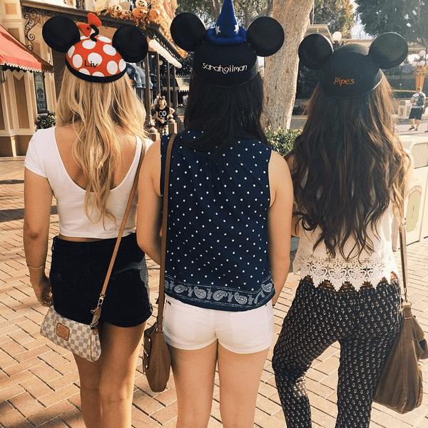 Фото №18 - Звездный Инстаграм: Вселенная Disney