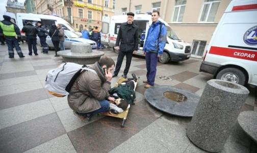Фото №1 - Городская станция «Скорой» благодарит петербуржцев за помощь врачам после теракта