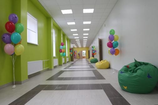 На базе петербургской школы открылся региональный центр аутизма