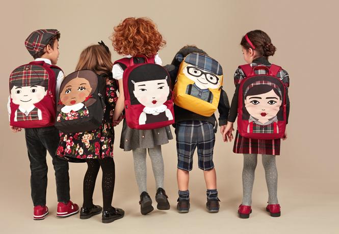 Фото №9 - Модные школьники: детская коллекция Dolce&Gabbana осень-зима 16/17