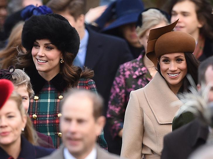 Фото №18 - Из простолюдинок в аристократки: как Кейт Миддлтон изменилась за 10 лет рядом с Королевой