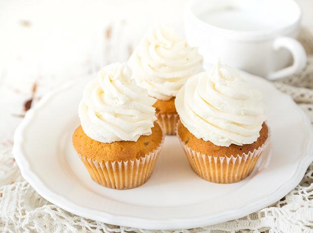 Фото №2 - Три рецепта идеальных воздушных кексов