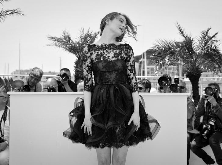 Фото №1 - Эмма Стоун: 10 лучших нарядов самой богатой актрисы Голливуда