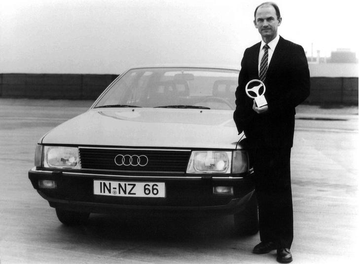 Фото №7 - Упрямый характер: история и современность марки Audi