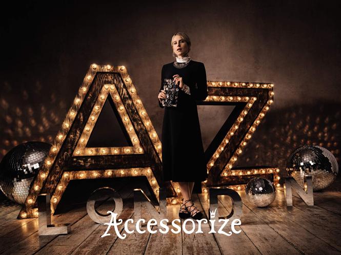 Фото №6 - Accessorize представляет новую рекламную кампанию с Дри Хемингуэй