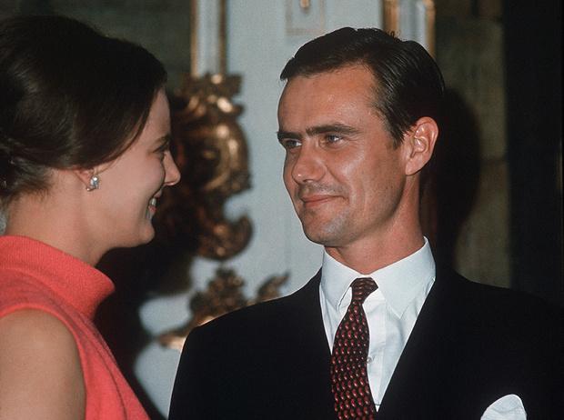 Фото №8 - Принц Хенрик и Королева Маргрете: история любви в фотографиях