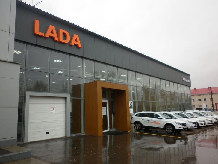 Фото №2 - Lada подняла цены на все модели