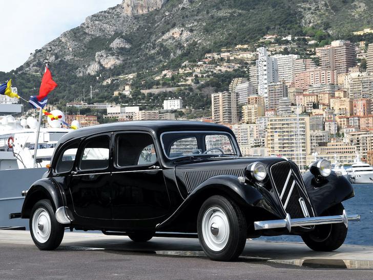 Фото №7 - От зубцов и боеприпасов до автомобиля Фантомаса: история и современность Citroën