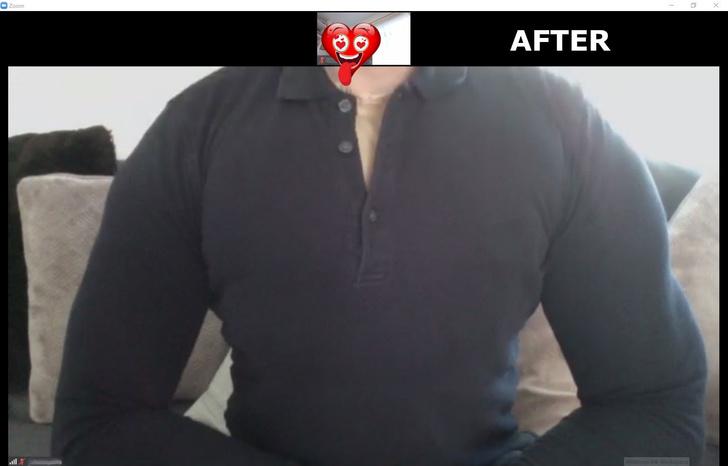 Фото №1 - В продаже появились поддельные мышцы и бюсты для онлайн-свиданий