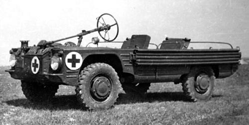 Фото №3 - Советский автомобиль для управления из положения лежа