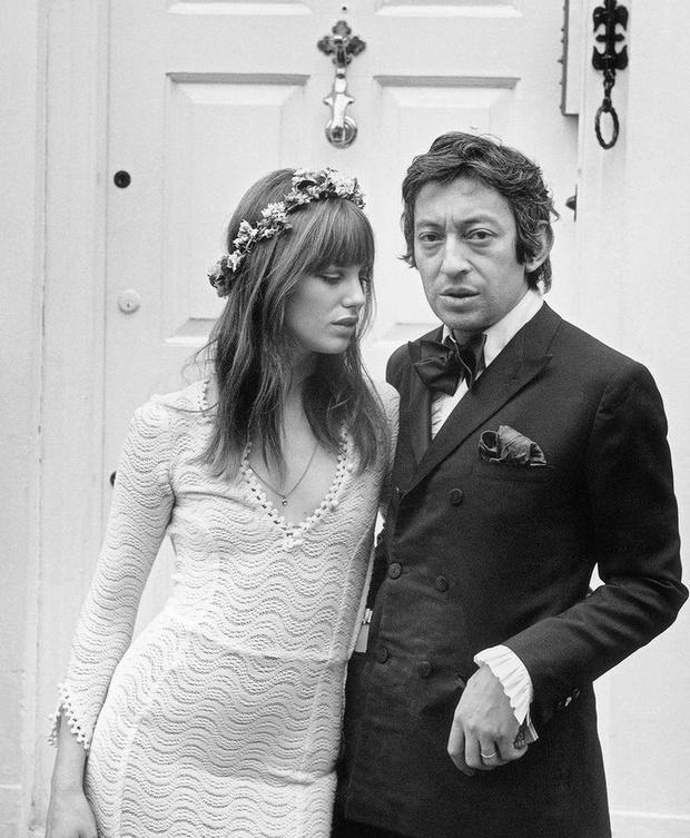Фото №12 - Серж Генсбур и Джейн Биркин— самая стильная пара своего поколения. И вот почему