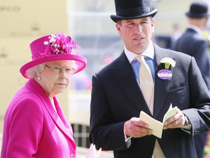 Фото №1 - Королевская традиция, которая нарушилась с рождением старшего внука Елизаветы II