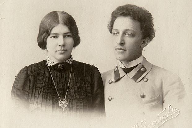 Любовь Менделеева и Александр Блок фото