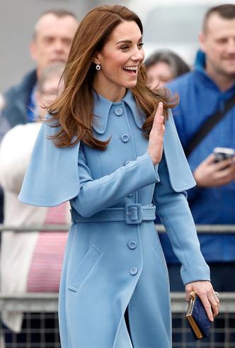 Фото №3 - Лучшие образы герцогини Кейт в 2019 году