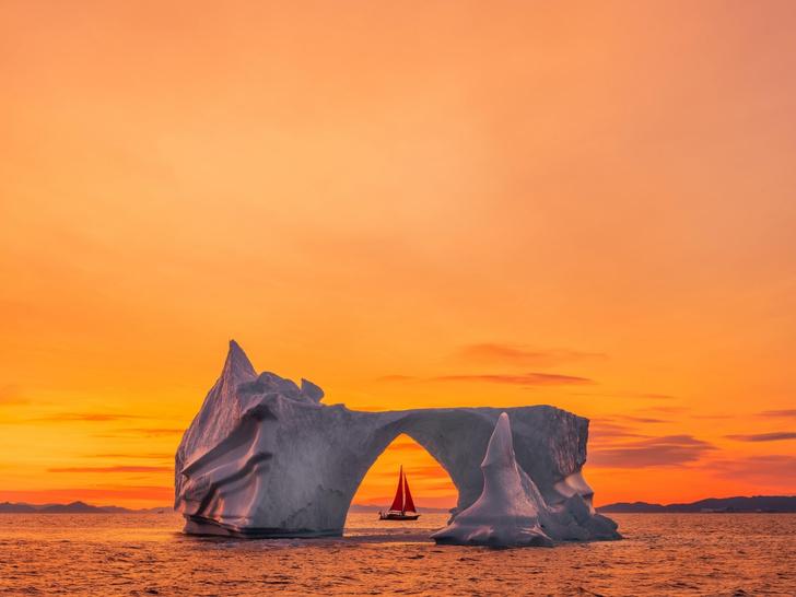 Фото №1 - Алые паруса