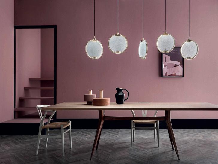 Фото №1 - Horo: коллекция света по дизайну Пьера Гоналона для Masiero