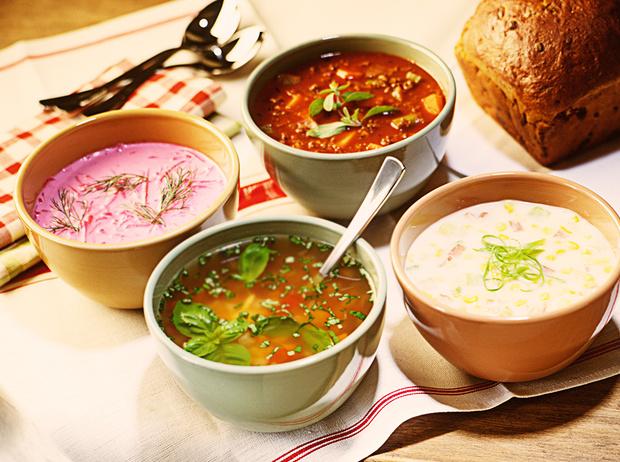 Фото №1 - 7 традиционных супов русской национальной кухни