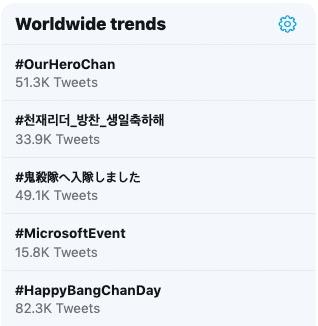 Фото №1 - Хештег #OurHeroChan стал мировым трендом Твиттера в день рождения Бан Чана из Stray Kids