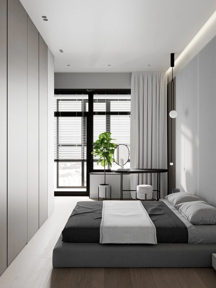 Фото №2 - Главные ошибки при проектировании спальни: советы дизайнера