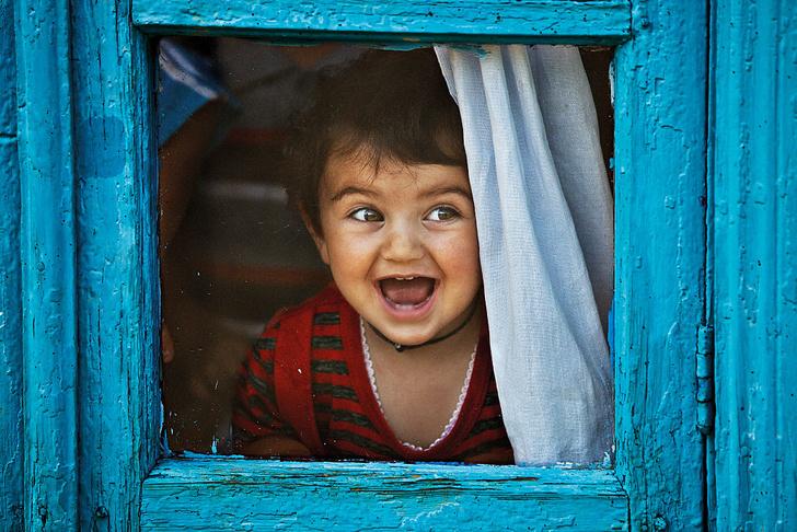 Фото №1 - Связано ли ощущение счастья с плотностью населения