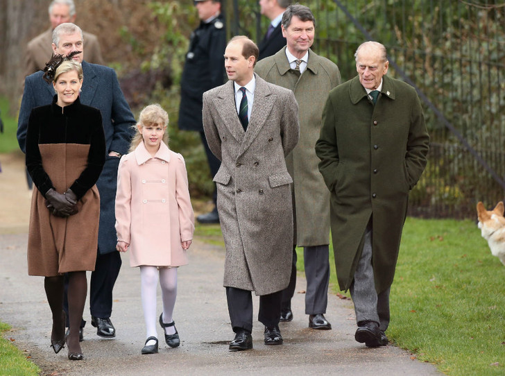 Фото №5 - Особое отношение: кого из внуков принц Филипп считает своим любимцем