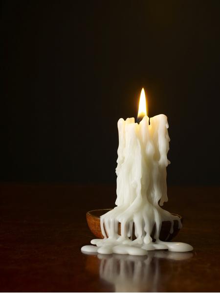 Фото №1 - Воск: о чем говорит сон с воском свечи