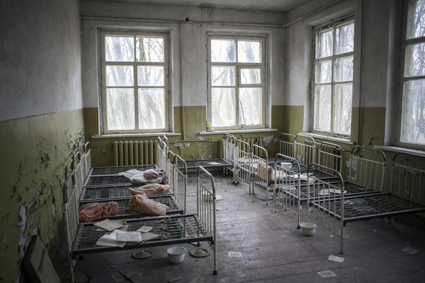 Фото №1 - Романтическое путешествие в Чернобыль: опыт американской пары