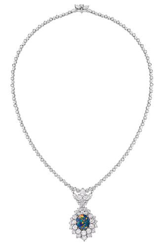 Фото №3 - Философский камень: опал в новой коллекции Dior et d'Opales