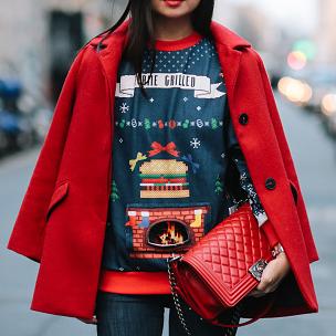 Фото №3 - Тест: Выбери осенний свитер, а мы скажем, в чем ты хороша