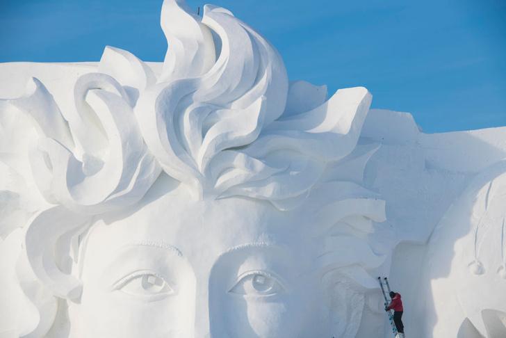 Фото №1 - Подготовка скульптуры