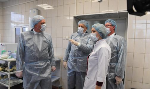 Фото №1 - В Ленобласти открывают госпиталь для пациентов с коронавирусом и консультативный центр для врачей