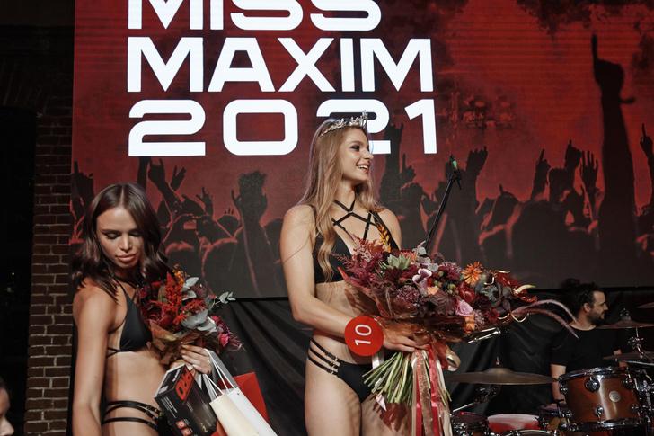 Фото №2 - В Москве состоялся финал конкурса Miss MAXIM 2021