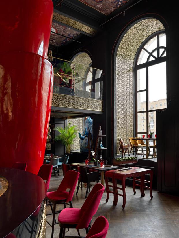 Фото №4 - Обновленный ресторан Black Thai