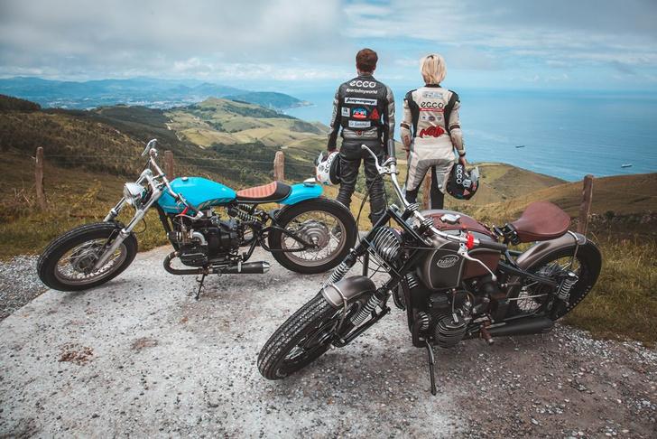 Фото №6 - Ирбитский блюз: история легендарного советского мотоцикла «Урал»