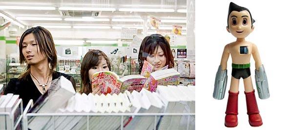 Фото №2 - Японская манга