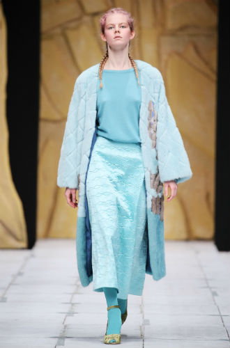 Фото №2 - Самые яркие моменты Mercedes-Benz Fashion Week Russia 2016