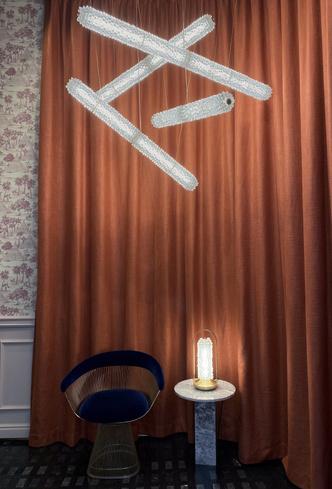 Фото №1 - Opéra: новая коллекция Barovier & Toso по дизайну Филиппа Нигро