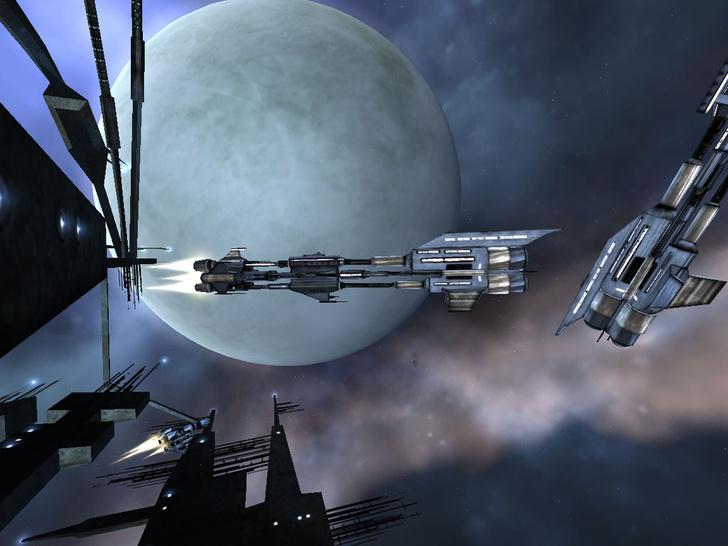 Фото №1 - Геймеры будут исследовать Солнечную систему