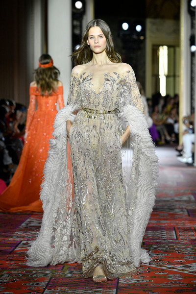 Фото №2 - Главные тренды свадебной моды этой зимы